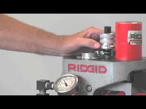 Medidor de presión incorporado